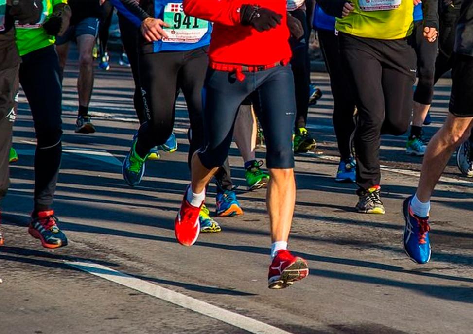 El origen del running
