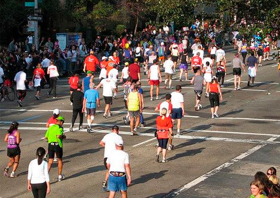 Lesiones más habituales en runners