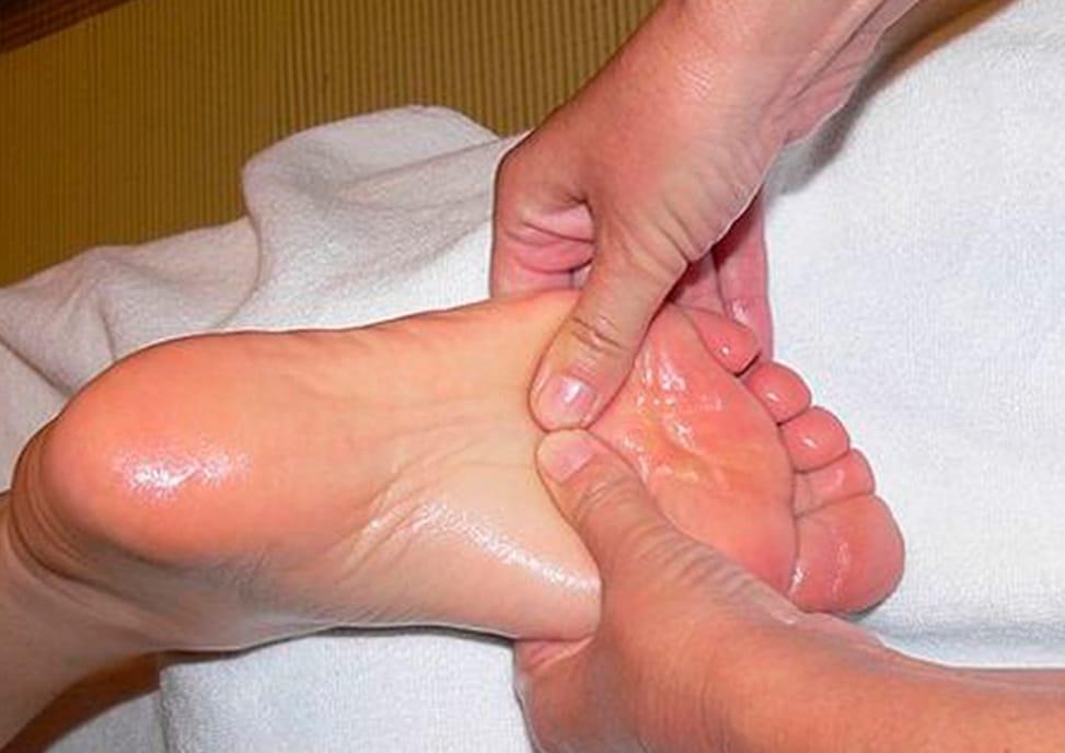 Presta atención a tus pies