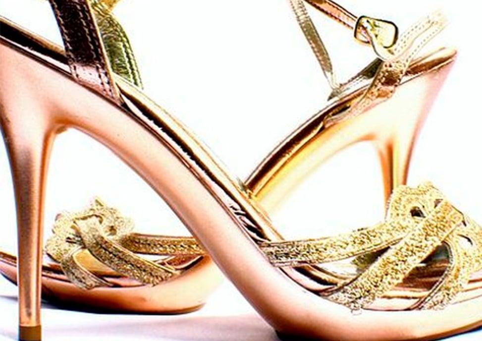 Problemas en los pies derivados del uso de tacones
